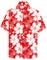 LA LEELA | Funky Camicia Hawaiana da Uomo | Maniche Corte | Tasca Frontale | Stampa Hawaia...