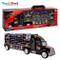 ToyVelt trasportatore Camion Giocattolo per Ragazzi Interno (Include 6Molti Highway Acces...