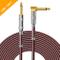 OTraki Cavo Chitarra 10M con Standard 1/4 Pollici Cavi per Strumenti 6.35mm TS Mono Cavo J...