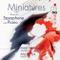 Miniatures for Saxophone & Piano by DANIEL / BAE,JANG EUN GAUTHIER (2003-04-22)