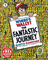 Where's Wally? The Fantastic Journey (Wheres Wally Mini Edition)
