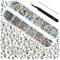 2000 Pezzi Strass di Vetro Flatback Hot Fix Rotondo Gemme di Cristallo 1.5-6 MM (SS4-SS30)...