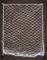 Reti elastiche rettangolari portaoggetti con ganci di attacco (mm400x200)