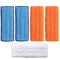 KEEPOW 5 Pcs Lavabile Riutilizzabili Mopping Pads for iRobot Braava Jet 240 241 Included (...
