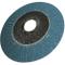 Silverline, 793818, Zirconio 100 millimetri disco lamellare, 60-grana