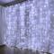 Tenda Luminosa LED, Tenda con Catena di Luci, 3x3㎡, Impermeabilità IP44, Stelle LED A Cat...