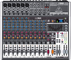 BEHRINGER XENYX X1832USB mixer passivo 18 ingressi effetti interfaccia audio usb