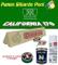 Panno biliardo pool Renzline (by Longoni) California verde cm.260x170, copertura piano e s...