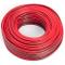 Cavo per altoparlante, 2 x 0,50 mm2, cavo audio 0,50mm2-50m rosso/nero
