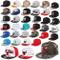 Unbekannt New Era cap 59Fifty Cappello su Misura New York Yankees Chicago Bulls Hornets Su...