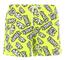 SUNDEK Costume Giallo Fluo M504 L