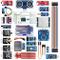 ideaspark Kit sensore Arduino Modulo Raspberry Pi 22 in 1 per Arduino Uno R3 Mega 2560 Nan...