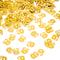 WILLBOND Oro 50°Compleanno Coriandoli, 50 Coriandoli Numero,50th Party Confetti, 2 Sacchet...