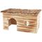 TRIXIE Casa per Roditori Natural Living Grete 45x24x28 cm Legno 61975