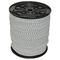 Kerbl Corda in Gomma per Recinzione Elettrica 25 m 7 mm 441890