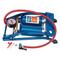 Draper Tools Pompa a Pedale Doppia Cilindrica Blu 25996