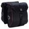 Willex Borse Laterali per Biciclette 300 Flexi 24 L Nero e Rosso