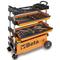 Beta Tools Carrello portautensili pieghevole C27S-Oacciaio 027000201