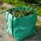Nature Borsa Rifiuti Giardino Quadrata Verde 252 L 6072405
