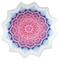 HIP Telo da Spiaggia 2070-H Helena 160 cm a Fiore Multicolore