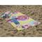 HIP Telo da Spiaggia 5584-H Yelpea 100x180 cm Giallo