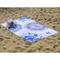 HIP Telo da Spiaggia 6099-H Grande 100x180 cm Blu