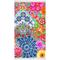 Happiness Telo da Spiaggia ZAIRA 100x180 cm Multicolore