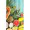 Good Morning Telo da Spiaggia FRESH FRUITS 100x180 cm Multicolore