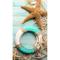 Good Morning Telo da Spiaggia JIMMY 100x180 cm Blu Acqua