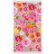 Happiness Telo da Spiaggia WOODSTOCK 100x180 cm Multicolore