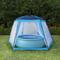 vidaXL Tenda per Piscina in Tessuto 590x520x250 cm Blu