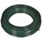 vidaXL Filo per Recinzione 80 m 2,1/3,1 mm in Acciaio Verde