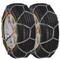 vidaXL Set Catene da Neve 2 pz 12 mm 195/65-15 205/55-15 205/60-15
