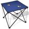 vidaXL Tavolo Pieghevole da Campeggio Blu