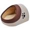 vidaXL Cuccia Calda in Pile per Gatti XL