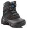 Scarpe da trekking COLUMBIA - Childrens Rope Tow III Waterproof BC1322 Black/Dark Compass...
