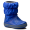 Stivali da neve CROCS - Winter Puff Boot Kids 14613 Cerulean Blue/Light Grey
