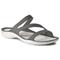 Ciabatte CROCS - Swiftwater Sandal W 203998 Smoke/White