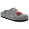 Pantofole DR. BRINKMANN - 320541 Grau 91
