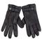 Guanti da uomo UGG - M Leather Belted Glove 17455 Black