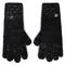 Guanti da donna GUESS - Not Coordinated Gloves AW8199 WOL02 BLA