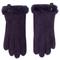 Guanti   UGG - W Shorty Glove W Leather Trim 17367 Nightshade