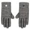 Guanti da donna TOMMY HILFIGER - Th Leather Gloves Pow AW0AW07556 0HI