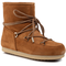 Stivali da neve MOON BOOT - Mb Far Side Low Suede 242015003 Whisky