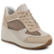 Sneakers GEOX - D Zosma A D028LA 0AS22 C2217 Gold/Sand