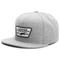 Cappello con visiera VANS - Full Patch Snap VN000QPUHTG Heather Grey