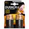 DURACELL PLUS POWER 2 BATTERIE TORCIA D 1,5V ALCALINE