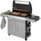 Campingaz 3 Series RBS L - Barbecue a Gas, Modello 2000015654