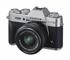 Fujifilm X -T30 + XC 15-45mm Corpo MILC 26,1 MP CMOS 6240 x 4160 Pixel Argento