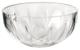 Contenitore Bowl Piccolo diametro 12xh5.5 cm - 250 cc AQUA realizzato In SAN Trasparente